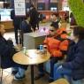 시각장애인을 위한 화면해설영화관람